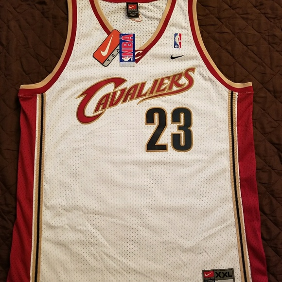 finest selection c5859 64c9f LeBron James Cleveland Cavaliers #23 Jersey Boutique